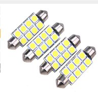 31mm 36mm 39mm 41mm 8SMD 5050 Auto-Innenraum-Girlande-Haube LED-Glühlampe-Lampe DC12V Auto-Licht-Lampe