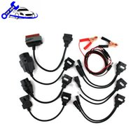 Wholesale High quality OBD2 full set car cables work for tcs cdp pro plus Car Cable diagnostic Tool Interface cable