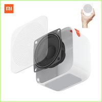 Wholesale Internet Radio Android - Wholesale-100% Original Xiaomi Wifi Network Radio Bluetooth Internet Radio Wireless FM Speaker Portable Player Support Android 4.0 IOS 7.0