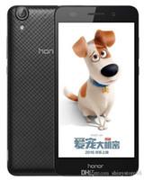 telefone 2g desbloqueado venda por atacado-Original Huawei Honra 5A Snapdragon 617 Octa Núcleo 16 GB 5.5