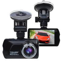 Wholesale Car Blackbox Camera Recorder - vehicle blackbox car dvr full HD camera Dash cam dashcam PZ902A digital recorder 3.0inch IPS panel 1080P With G-SENSOR USB 500W CMOS sensors