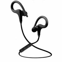bluetooth 4.1 kulaklıklar toptan satış-Kablosuz Bluetooth 4.1 Müzik Kulaklık Mini Spor Stereo Kulaklık Su Geçirmez Handfree Kulaklık iPhone 8 iPhone X Samsung