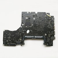 """Wholesale Mini Motherboard Cpu - Laptop Motherboard Logic Board 820-2567-A CPU 2.26GHz P7550 For Apple Macbook 13"""" A1342 2009 Year"""