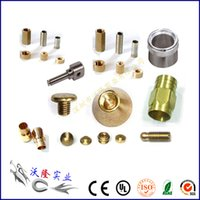 Wholesale Small Lathe Machines - OEM order CNC Lathe Turning Parts and small order Aluminum lathe machining with cheap factory price