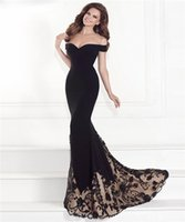 Wholesale Embroidered Dresses For Women - 2017 New Arrival embroidered mermaid evening dress for women elegant sexy maxi dress Z1096