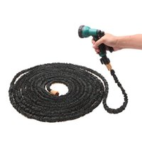 Wholesale US Stock Ultimate Feet Expandable Flexible Garden Water Hose Reassuring Version water garden supplies
