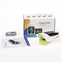 Wholesale Blood Pressure Pulse Oximeter Monitor - ousehold Health Monitors Blood Pressure yongrow Pulsioximetro Fingertip Pulse Oximeter Oximetro De Pulso De Dedo SpO2 Saturation Meter Pu...