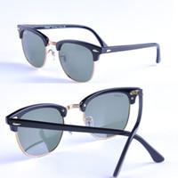 Wholesale clear sunglasses frames - 2017 vintage sunglasses women new arrival carfia 51mm plank frame sun glasses men sun glasses brand designer oculos glasses men with box