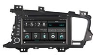 Wholesale Dvd For Kia Optima - Navirider car dvd player for Kia K5 2012 stereo headunit stereo wince6.0 dual core 256MB Capactive touch 1080P DVR 3G WIFI TPMS GPS radio