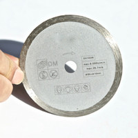 Wholesale mini size disc thin kerf Multifunctional household electric circular saw blade Mini marble tile cutting disc