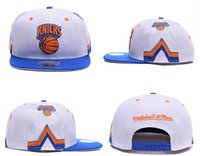 Wholesale Basketball Snapback Hats New York - 2017 Fashon New york Adjustable knicks Snapback Hat Thousands Snap Back Hat For Men Basketball Cap Cheap Hat Baseball Cap