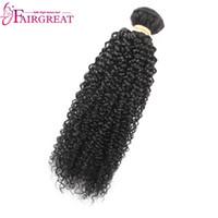 Wholesale Mongolian Curly Weave Price - Wholesale Price Brazilian Curly Human Hair Weave Bundles 1Piece