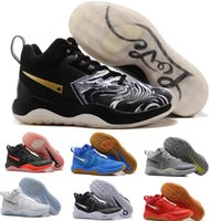 HyperRev Basketball Shoes High Hommes BHM Gold 2017 Homme Air Zoom Hyper Rev Zapatilla Chine Marque Replicas Sport Sneakers