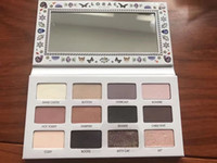 Wholesale wholesale california online - 12pcs NEW Hot Makeup LORAC California Dreaming Eye Shadow Palette color Eyeshadaw LOS ANGELES