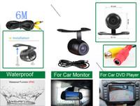 12v cmos Canada - 170 Mini Color Reverse Backup Car Rear View Camera Night Vision 12V CMOS II