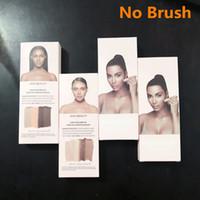 Wholesale Dropship Water - Retail Link Dropship Kylie KKW BEAUTY Highlighters sticks contours Stick contours Cream Contour Kim Kardashian 2 in 1 Makeup Set High