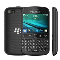 Wholesale Gsm Qwerty Keyboard - Original Refurbished Blackberry 9720 Qwerty Keyboard 5.0MP Camera 512MB ROM Support WIFI GPS 3G GSM Unlocked Smart Phone