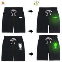 Wholesale Sports Harem Pants For Girls - Hooyi Panda Bat Baby Boys Clothes Kids Casual Pants Children Sport Short Pant Boy Harem Panties Girls Hot Shorts For Boy 2-10Y