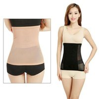 Wholesale Invisible Tummy Trimmers - Body Shaper Invisible Body Shaper Tummy Trimmer Waist Girdle Corset Slimming Belt Shapewear Girdle Corset Slimming Belt CCA6612 600pcs
