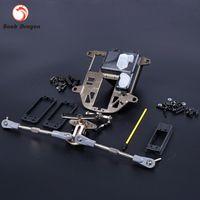 Wholesale Hpi Baja 5b Ss - BAJA CNC Alloy Symmetrical Steering Kits (plastic rod version) for1 5 HPI Baja 5B SS 5T 5SC Rovan King Motor