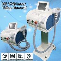 Wholesale Skin Peels Equipment - beauty equipment supply nd yag laser ipl for tattoo removal skin laser treatment newest model skin whitening carbon peeling