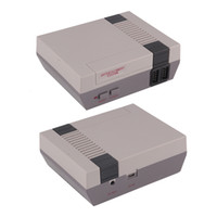 Wholesale video game sales resale online - DHL New Arrival Mini TV Game Console Video Handheld for NES games consoles with retail boxs hot sale B GB