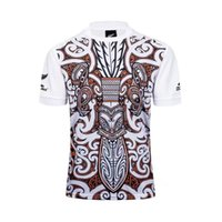 Wholesale new zealand clothing for sale - nrl Jersey rugby shirt New Zealand Maori All Blacks Casual clothes rugby Jerseys All Black Training clothes shirts s xl