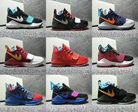 Wholesale Men Shoes Cheap Prices - PG 1 USA cheap sales Basketball shoes Top Quality Paul George wholesale price free shipping