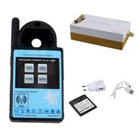 DHL free shiping Mini ND900 Transponder Programmer Plus Toyo Key OBD II Key Pro Support 4C 4D 46 G H C Chips 2.Support Toyota G Chip All Key