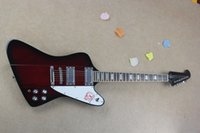 Wholesale Guitar Thunderbird - Free shipping Firebird Thunderbird three electric guitar pickups guitar