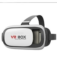 Wholesale polarizing glasses 3d for sale - Group buy HD VR BOX II D virtual reality glasses Virtual Reality Goggles Coating Glass Lens Helmet D Glasses Headset for phone
