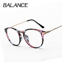 Wholesale Point Reading - Wholesale- Reading glasses Retro Unisex Metal points womens eye glasses frame Brand optical UV Protection vintage female eyeglasses