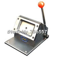 Wholesale Pvc Dies - Wholesale- Factory Customized Any Size Any Shape Heavy Duty Die Cutter for Cutting Paper Card PVC Card Cutter Photo Die Cutter
