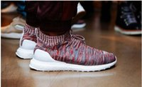 Wholesale Mens Sport Toe Socks - With Sock Hot Mens Womens Consortium Kith x Ultra Boost R1 Mid Uncaged Aspen Running Shoes Sports Sneakers Primeknit Runners