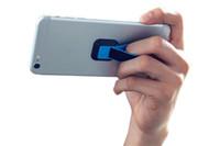 iphone cores usb cabo venda por atacado-Alça de dedo do telefone móvel universal confortável mão grip loop para iphone x 8 7 plus 6 s samsung etc smartphones com pacote de varejo
