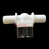 Wholesale Fountain Drink Machine Wholesale - Wholesale- 5pcs G3 4 normally closed inlet value DC12V 420MA 5W Used for Drinking fountains washing machine dishwasher