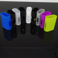 Wholesale Case Epacket - Eleaf Istick Pico 75w Silicone Case For Istick Pico 75W BOX Mod Colorful Protective Case Cover ePacket free shipping