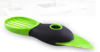 Wholesale slice ceramic online - 3 sliced avocado with knive With Knife Pitter Peeler And Scoop Kitchen Utensil Tool For Fresh Ripe Avocados Voted Best Cooking Gadgets