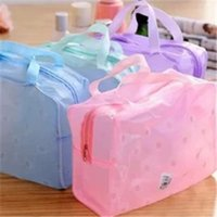Wholesale 2017 High Quality Products Cosmetic Bags Cases Bathroom Wash Bag Travel Bag With colores cm cm cm Hot Sale