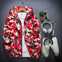 Wholesale Camouflage Varsity Jacket - Boys fashion thin 3D butterfly hoode jackets and coats camouflage men women harajuku casual varsity bomber jacket windbreaker