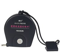 Wholesale Antenna Meters - Wholesale-Best TECSUN AN-03L Radio Antenna External Antenna FM & SW Shortwave soft Antenna with 5 meter Cable Y4143A