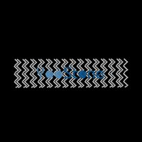 Wholesale Lining Tshirts - Wavy Lines Iron On Rhinestone Transfer Applique Hot Fix Motif For Tshirts