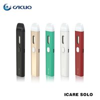 Wholesale Tiny Leds - Eleaf iCare Solo Kit 15W 320mah Battery with 1.1ML Internal Tank Three LEDs Indicating Battery Level Tiny and Cute Looking 100% Original