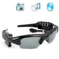 8GB 4 in 1 Smart Sonnenbrille Sport DVR Mini DV Audio Video Recorder Tragbare Camcorder Video Camara MP3 Player Kopfhörer