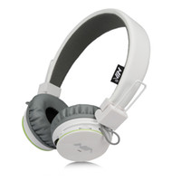 Wholesale Headset Sport Sd - Original NIA 1682S 3 in 1 Headsets Stereo Foldable Sport Noise Cancelling Headphones with FM Radio Support Micro SD Card EQ Volume NIA-1682S