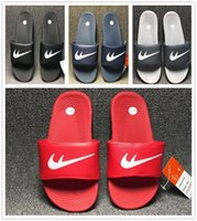 Wholesale Lovers Slippers Indoor - 2017 New arrive Cakes selling classical mens benassi jdi Men Women Outdoor beach slippers lovers shoes Golden Silver Indoor shoes Size 36-45