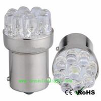 Wholesale G18 Light - t20 1156 G18 BA15S 67 5007 9 12 18 24 LED Car Indicator Turn Tail brake reverse led Light Lamp Bulb White