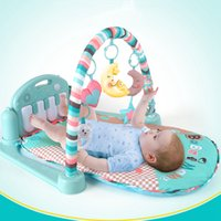 Wholesale Musical Play Mats - Hot Sale Baby Play Mat Piano Gym, Infant Activity Center, Kick and Play Newborn Toy for Baby 1 - 36 Month, Lay and Play, Tummy Time Play Mat