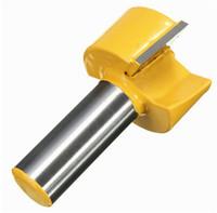 tira de tungstênio venda por atacado-Limpeza inferior Router Bit Tenon conjunta cortador de madeira descascamento faca liga de aço de tungstênio HSS ferramentas comuns