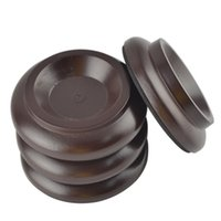 Wholesale Piano Caster Cups - Oak Wood Piano Caster Cups Profession Piano Accessories Anti skid Piano Caster Pad